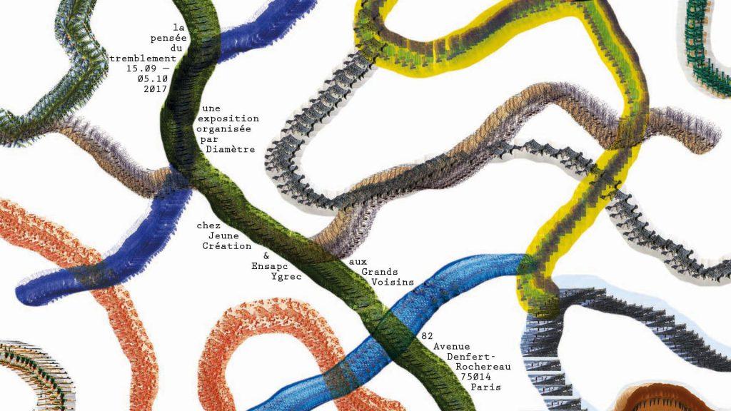 conception graphique de l'affiche : guibertcazin.com