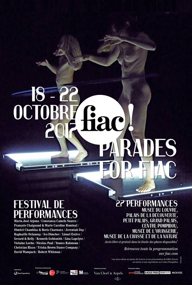 Parade for FIAC
