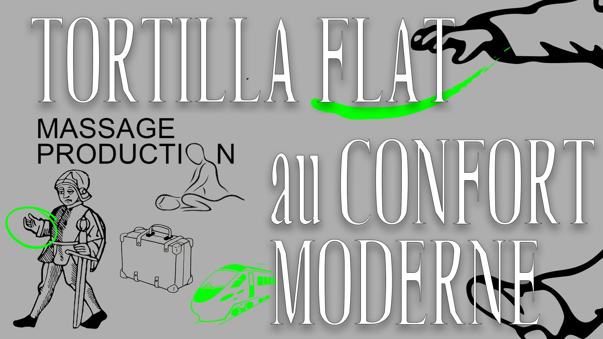 bannière Tortilla Flat - Confort Moderne