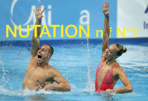 AFFICHE Nutation n.f. N1 2