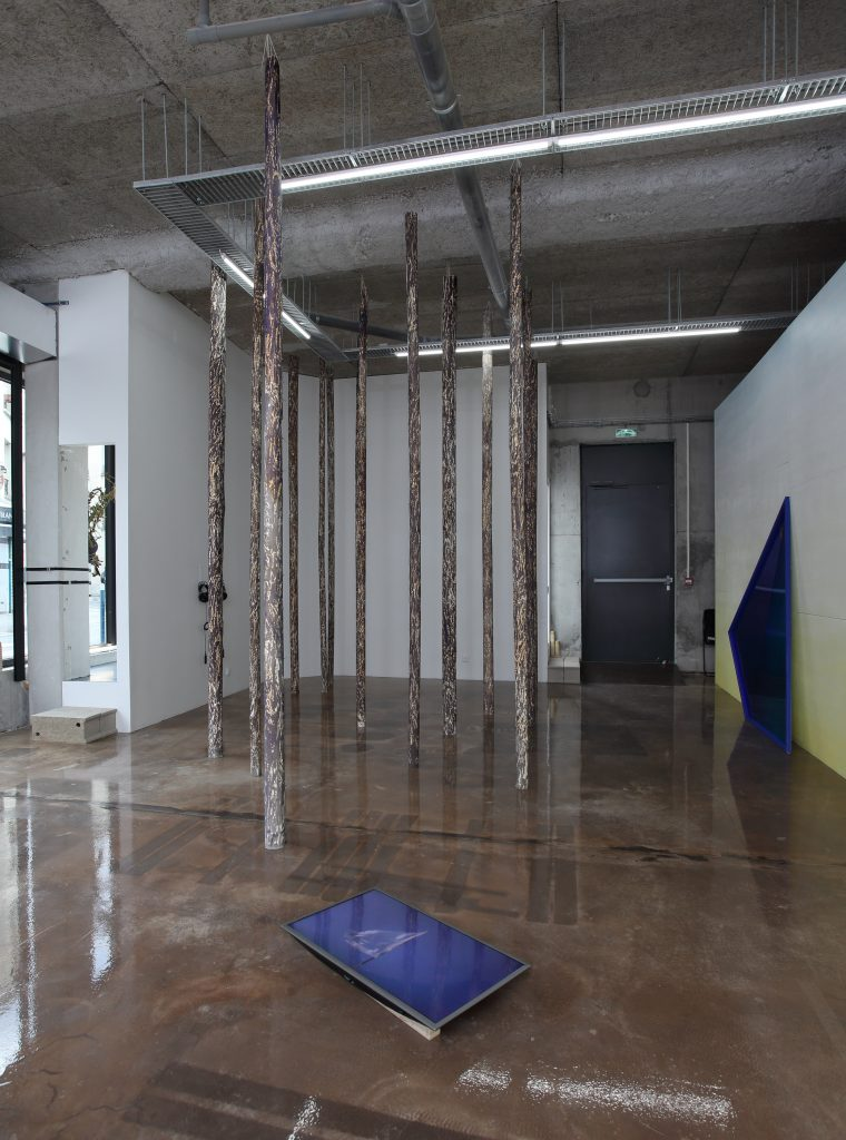 Where Do We Go From Here, 2021, vue d'installation, © Objets pointus
